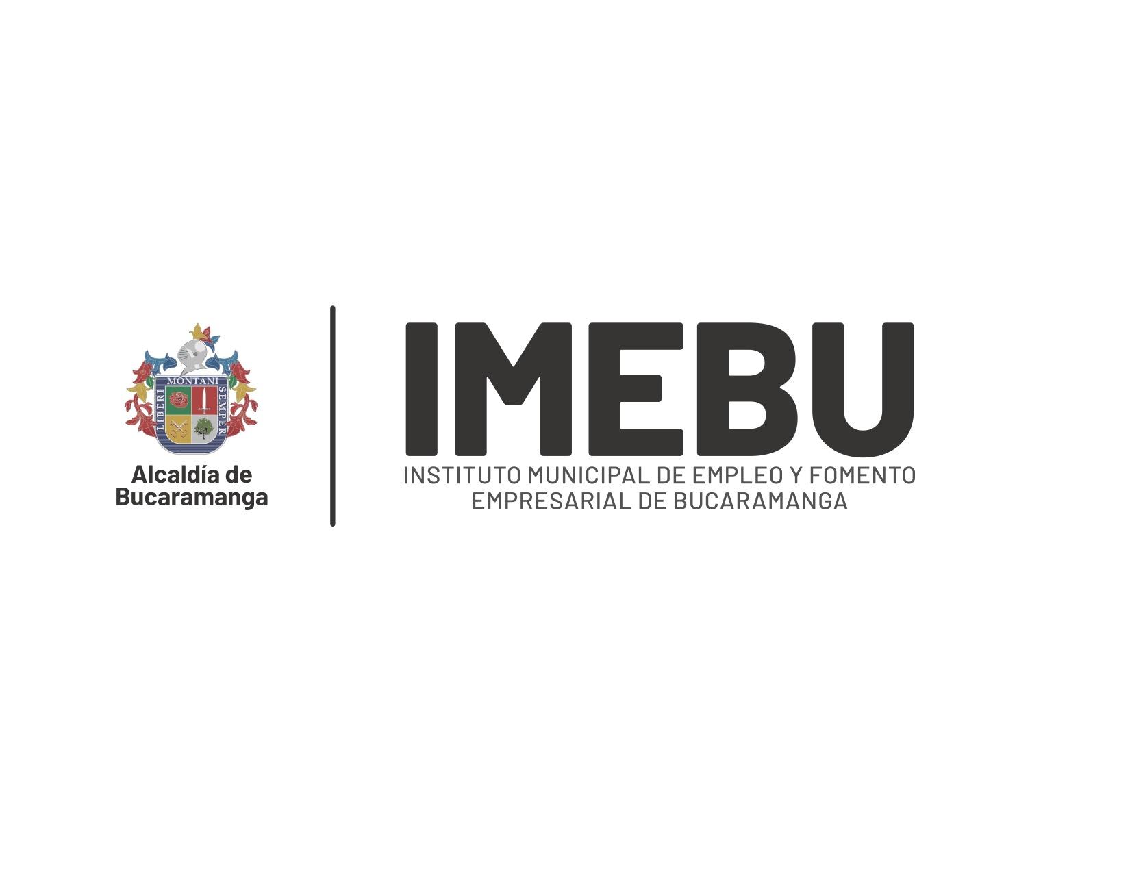 Instituto Municipal de Empleo y Fomento Empresarial de Bucaramanga – IMEBU Logo